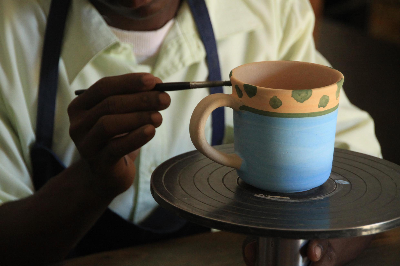 Danse, poterie, peinture... L'«art-thérapie» permet aux victimes de soulager leurs maux. (image d'illustration)
