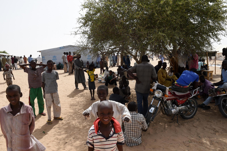 Un camp de réfugiés nigérians à Baga Sola, dans le sud du Tchad (photo d'illustration).