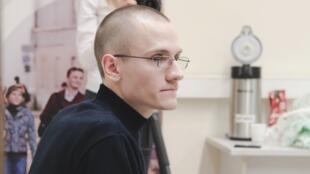 Николай Дедок провел в белорусской тюрьме пять лет за демонстрацию против совместных российско-белорусских военных учений.