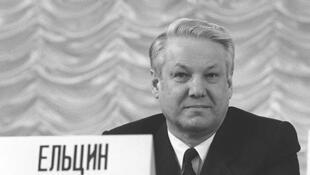 21 февраля 1989 года. Борис Ельцин - кандидат в народные депутаты СССР