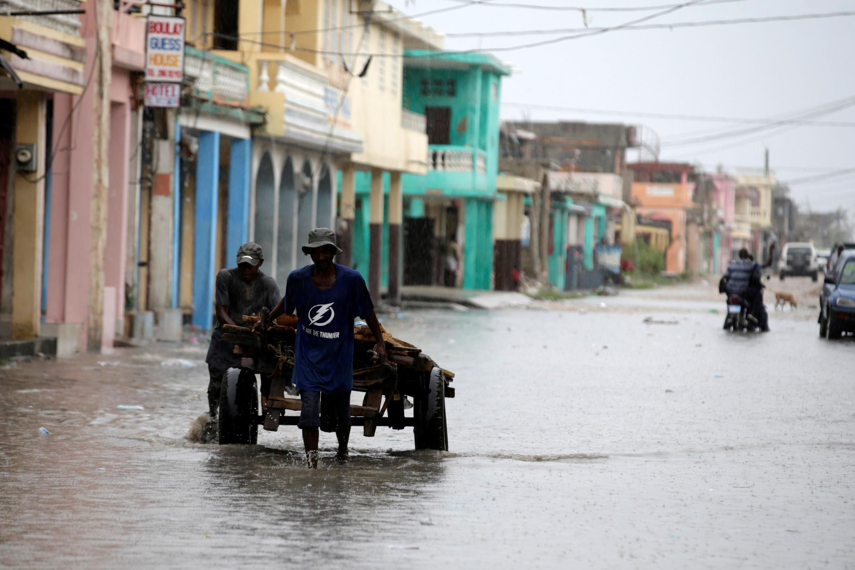 Гаити, 17 октября 2016.