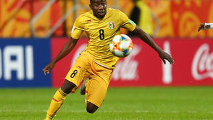 Le Malien Mohamed Camara.