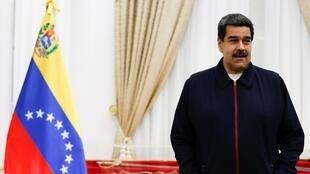 Nicolás Maduro se reuniu com seu aliado Vladimir Putin em dezembro de 2018.