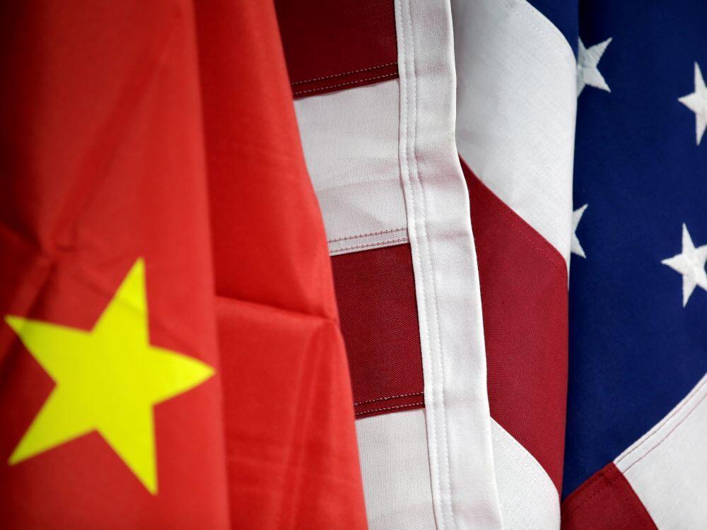 中美貿易關係圖 2019年6月10日