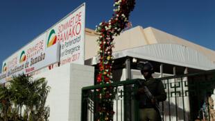 Le 4ème forum économique Afrique-France se tient  le 13 janvier en marge du sommet Afrique-France à Bamako, au Mali.