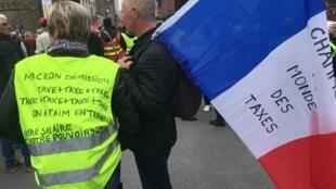 La manifestation du 1er mai à Dunkerque s'est déroulée sans accroc.