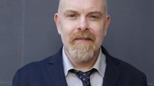 Portrait de l'écrivain Olivier Maulin, à l'occasion de la sortie de son roman «Les retrouvailles».