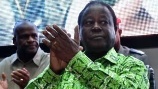 Dans son discours, le président Alassane Ouattara avait fustigé l'infidélité du PDCI, moquant la plateforme de l'opposition que Henri Konan Bédié (photo) tente de constituer.