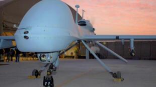 Ảnh minh họa : Một máy bay không người lái của Mỹ, chụp ngày 27/02/2011 tại Irak.