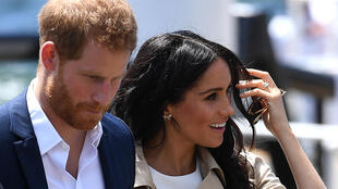 Prince Harry and his wife Meghan have given an 'intimate' interview with US chat show host Oprah Winfrey