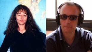 Waandishi wa habari wa rfi  Ghislain Dupont na Claude Verlon waliouawa nchini Mali hivi Karibuni