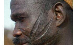 Da dama daga cikin kabilun kasashen Afrika na da yanayin zane ko kuma billen fuska