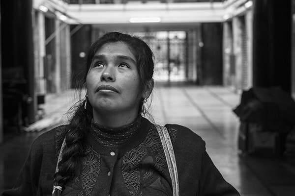 """""""Canción sin nombre"""" está ambientada en el confcito armado de Perú."""