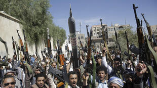 نیروهای شبهنظامی حوثی یمن