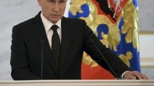 普京12月3日发表国情咨文