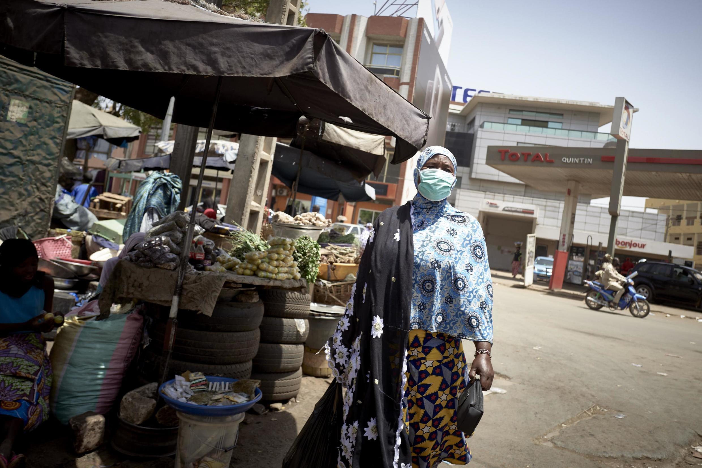 L'économie malienne est plombée par les sanctions et les commerçants espèrent une levée rapide de ces dernières. (Image d'illustration)