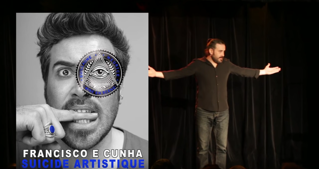 Actor Francisco E Cunha