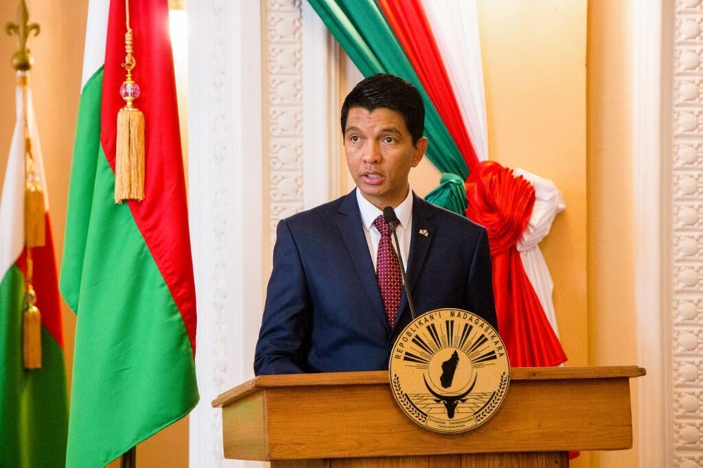 Andry Rajoelina Madagascar jamanaɲɛmɔgɔ ja
