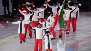 نمایندگان ایران در این دوره از بازیهای پارالمپیک در دو رشته اسنوبرد و صحرانوردی به رقابت میپردازند.