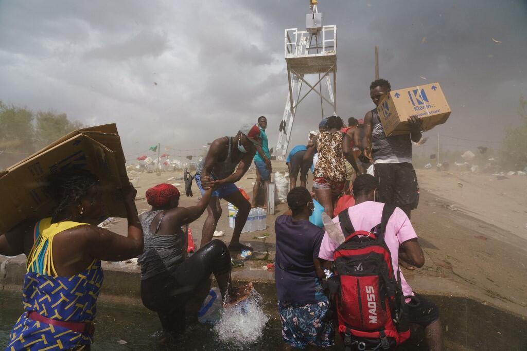 Haïti - migrants - Etats-Unis