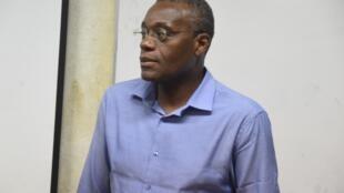 Romuald Fonkoua.