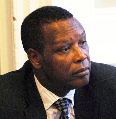 Tsohon shugaban Burundi Pierre Buyoya