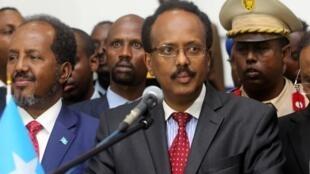 東非國家索馬里選出新總統 (2017年2月8日)