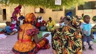 causerie conseils nutrition centre de santé Thiès