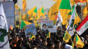 هواداران سیستانی در عراق