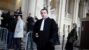 Maître Patrick Maisonneuve, avocat de scientologie.