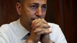 Shugaban majalisar zartarwar Arsenal, Ivan Gazidis, yayin zantawa da kamfanin dillancin labarai na Reuters.