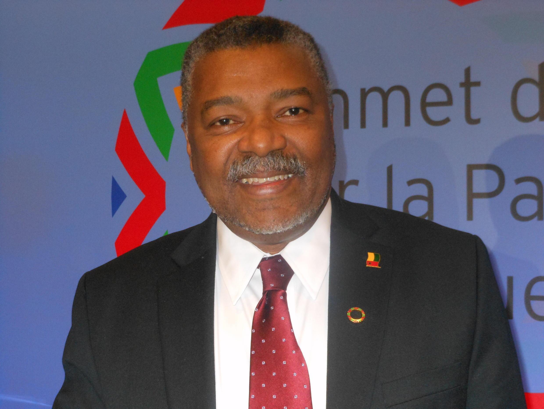 Fernando Delfim da Silva, Ministro dos negócios estrangeiros do governo de transição da Guiné-Bissau
