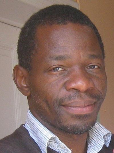 Michel Luntumbue, chargé de recherche au GRIP.