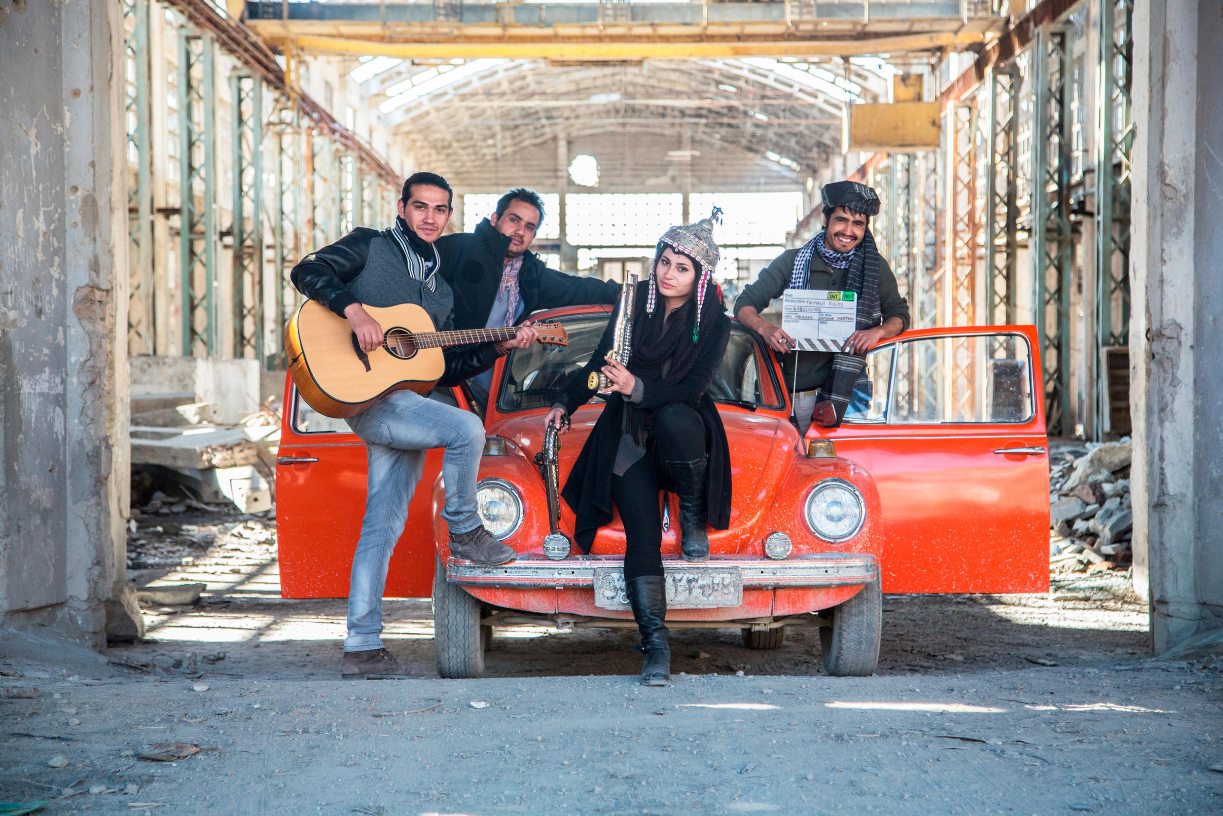 Kabullywood, a Franco-Afghan film released in France on 6 February 2019
