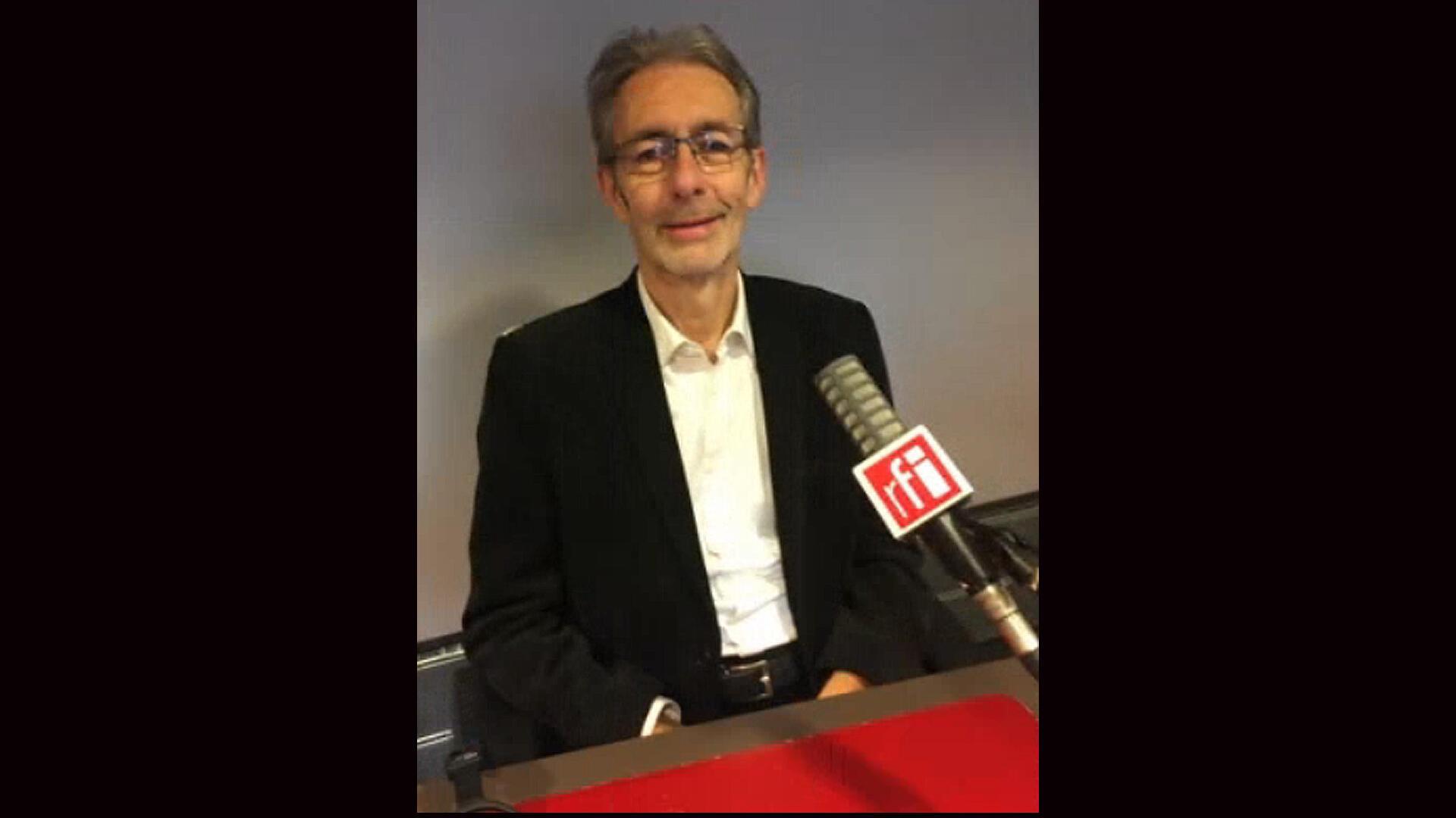 Éric Geoffroy.