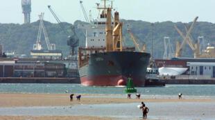 port durban container