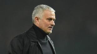 José Mourinho est le nouvel entraîneur de Tottenham.