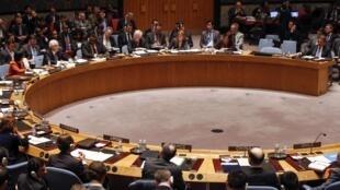 O Conselho de Segurança da ONU reuniu-se nesta segunda-feira (3) para discutir a situação da Ucrânia.