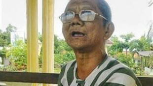Tù nhân chính trị Nguyễn Hữu Cầu.
