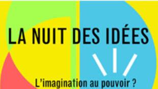 La Nuit des idées, l'imagination au pouvoir.