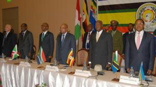 Marais wa Nchi za Afrika Mashariki katika mkutano wa mwisho Dar es Salaam tarehe 31 Mei.