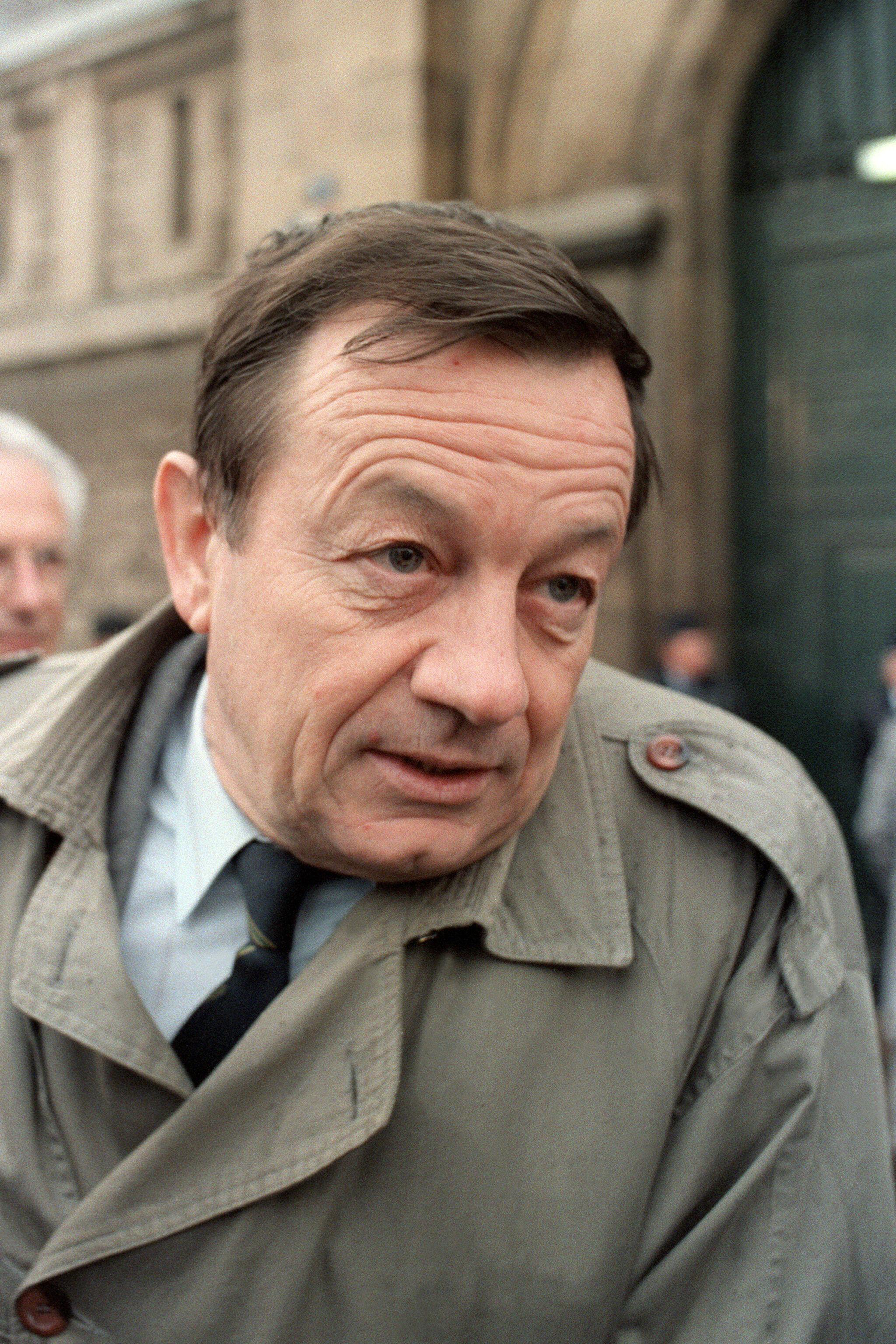 Claude Silberzahn, ancien patron de la Direction générale des services extérieurs français (DGSE).