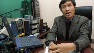 Blogger Nguyễn Hữu Vinh (Anh Ba Sàm) / www.rsf.org