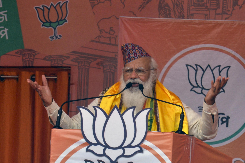 Thủ tướng Ấn Độ, Narendra Modi, mang nặng tư tưởng chủ nghĩa dân túy - dân tộc.