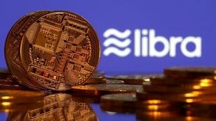 Le logo de la libra (Photo d'illustration).