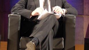 Thierry Breton, ancien ministre de l'Économie sous Jacques Chirac.