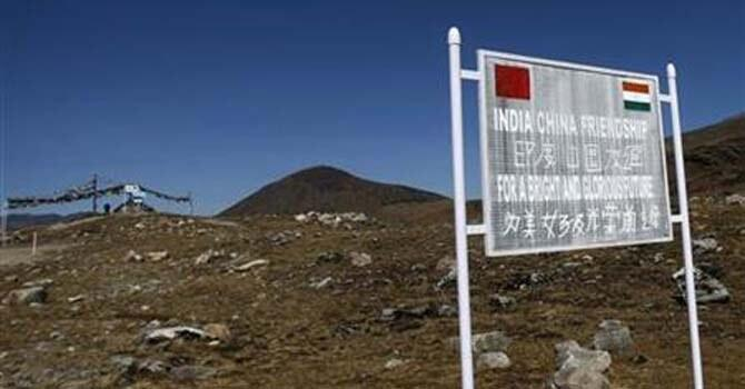 The Indian government alleged earlier this year that soldiers from the People's Liberation Army (PLA) entered the northeast of Ladakh and erected a camp.