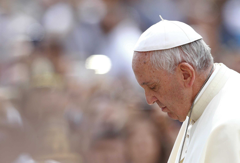 Đức Giáo Hoàng gửi thông điệp chia buồn với 3 nước bị khủng bố - REUTERS /Tony Gentile