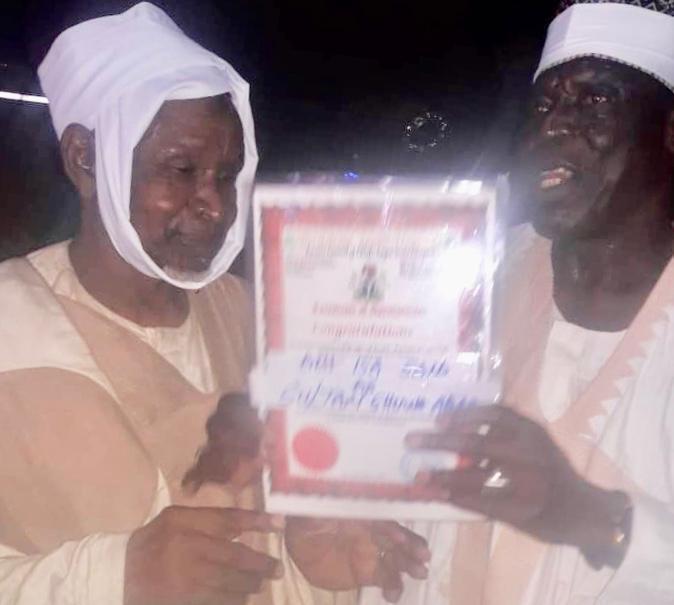 Bukin nadin sarkin Shuwa Arab na jahar Lagos