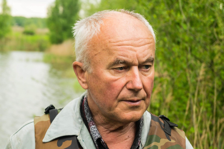 Биолог Анатолий Алехнович